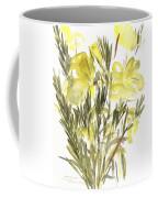 Evening Primroses Coffee Mug