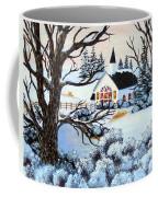 Evening Services Coffee Mug