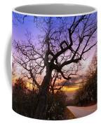 Evening Tree Coffee Mug by Debra and Dave Vanderlaan