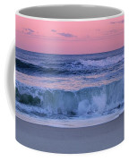 Evening Waves - Jersey Shore Coffee Mug