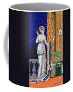 Evening Wear From Costume Parisien Coffee Mug