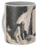 Evening Wind Coffee Mug by Edward Hopper
