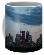 Eventide - Slow Dusk In Toronto Coffee Mug