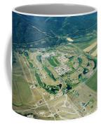 Ever-expanding Driggs, Idaho. Teton Coffee Mug