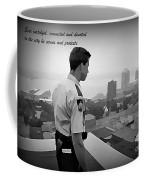 Ever Watchful Coffee Mug by John Malone