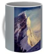 Everest-southeast Ridge Coffee Mug