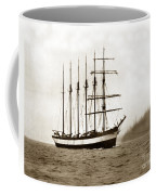 Everett G. Griggs Sailing Ship Washington State 1905 Coffee Mug