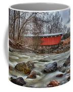 Everett Road Covered Bridge Coffee Mug