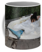 Everglades City Florida Mermaid 071 Coffee Mug