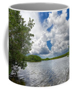 Everglades Lake - 0278 Coffee Mug