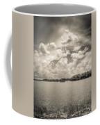 Everglades Lake 6919 Bw Coffee Mug