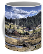Evergreen Colorado Lakehouse Coffee Mug