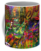 Evermore Graffiti Coffee Mug