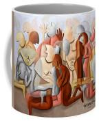 Every Knee Shall Bend Every Mouth Shall Confess Jesus Is Lord Coffee Mug