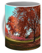 Every Year I Miss Autumn After It Is Over Coffee Mug