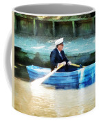 Everyone Is The Captain Of Their Own Boat Coffee Mug