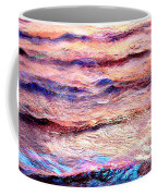 Everything Is Motion - Abstract Art Coffee Mug by Jaison Cianelli