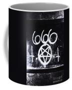 Evil Coffee Mug by Margie Hurwich