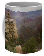 Evolution Of Nature At The Grand Canyon Coffee Mug