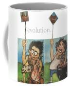 Evolution The Poster Coffee Mug