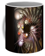 Examining Virtuosity Coffee Mug