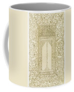 Example Of A Turkish Chimney Coffee Mug by Jean Francois Albanis de Beaumont