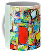 Excess Instinct Coffee Mug