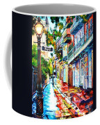 Exchange Alley Coffee Mug