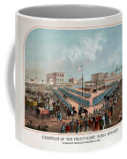 Execution Of The Thirty Eight Sioux Indians Coffee Mug