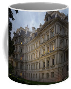 Executive Office Building Coffee Mug
