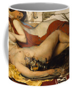 Exhausted Maenides Coffee Mug by Sir Lawrence Alma Tadema