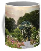 Exhibit Of Roses Coffee Mug