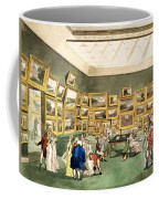 Exhibition Of Watercoloured Drawings Coffee Mug
