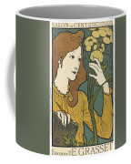 Exhibition Poster, 1897 Coffee Mug