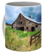Exit 166 Barn Coffee Mug