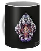 Exit Angel Wings Coffee Mug