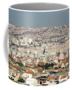 Exiting Lisbon By Plane Coffee Mug