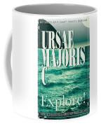 Exoplanet 03 Travel Poster Ursae Majoris Coffee Mug by Chungkong Art