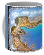 Exotic Beach Near Limassol Coffee Mug