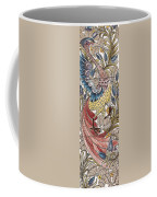 Exotic Bird Coffee Mug by William Morris
