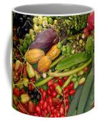 Exotic Fruits Coffee Mug