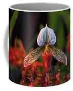 Exotic Orchid Coffee Mug