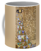 Expectation Preparatory Cartoon For The Stoclet Frieze Coffee Mug