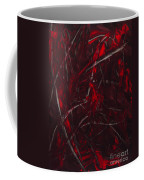 Expectations Red  Coffee Mug