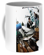 Expedition Great White Crew Conducts Coffee Mug