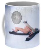 Experimental Crucifix Color Coffee Mug