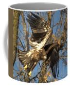 Exploding To Flight Coffee Mug