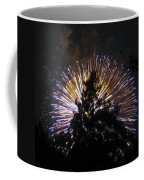 Exploding Tree Coffee Mug