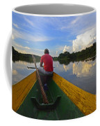 Exploring Amazonia Coffee Mug