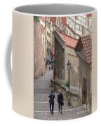 Exploring Castle Hill Coffee Mug